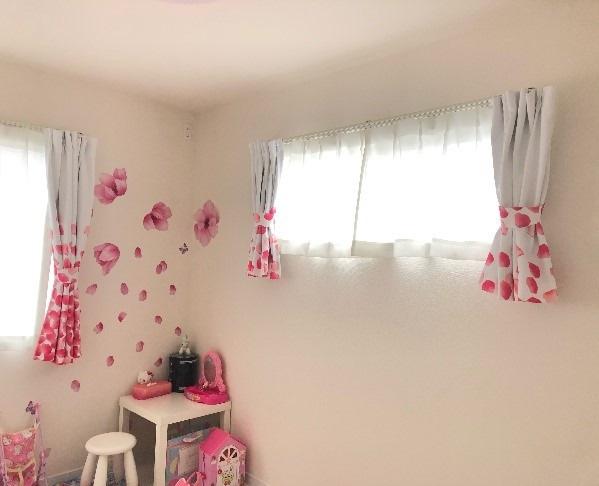 女の子のお部屋